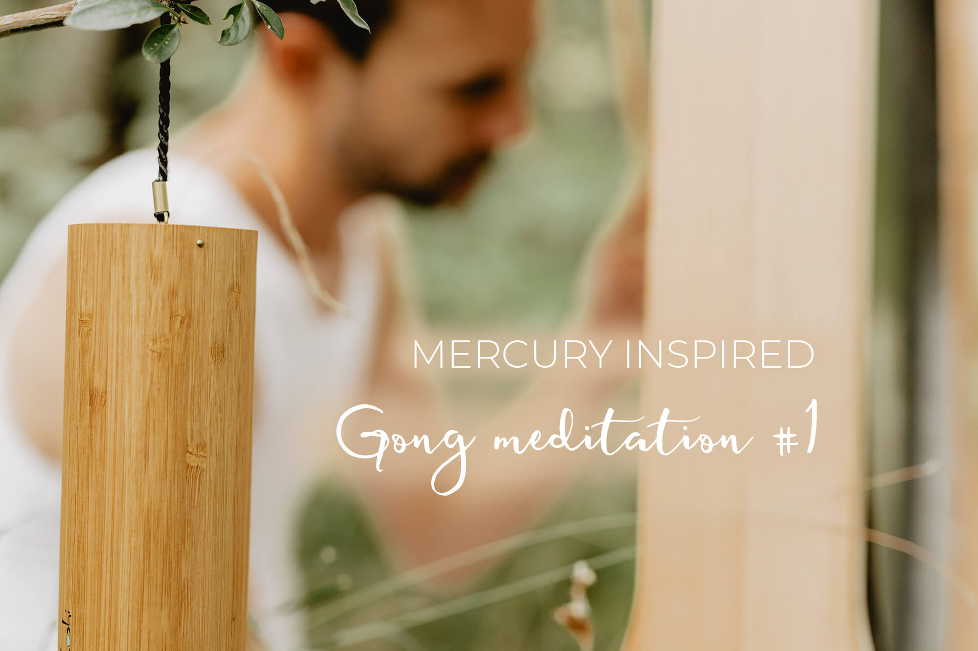 Mercury inspired Gong 1